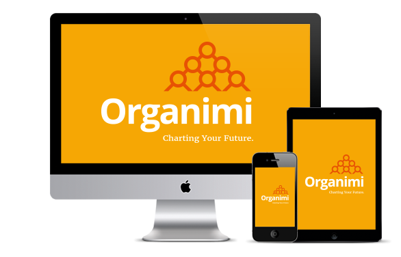 a free and simple organizational chart tool organimi