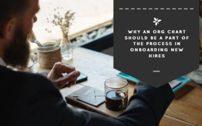 Why An Org Chart Should Be a Part of the Process in Onboarding New Hires