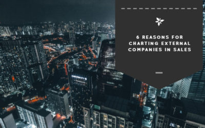 6 Reasons for Charting External Companies in Sales