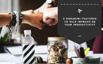 5 Organimi Features to Help Improve HR Team Productivity
