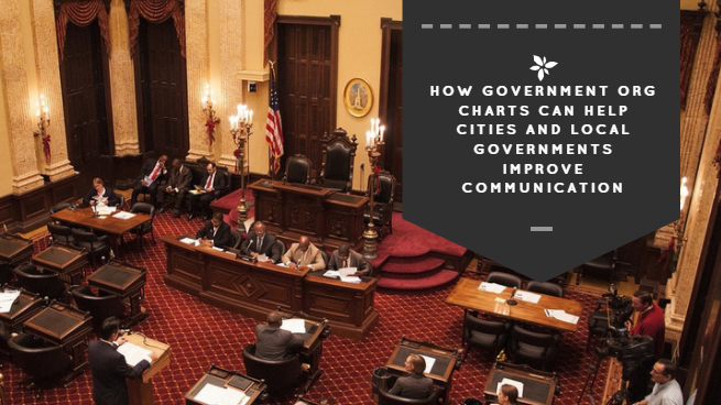How Government Org Charts Can Help Cities and Local Governments Improve Communication
