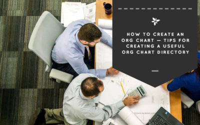 How To Create An Org Chart — Tips for Creating a Useful Org Chart Directory