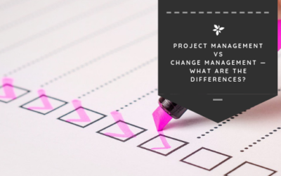 Project Management vs Change Management — What Are the Differences?