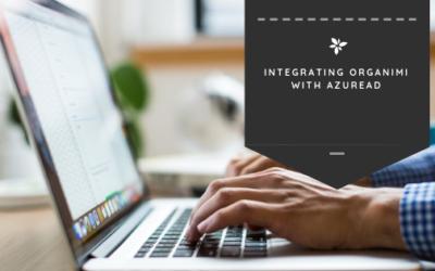 Integrating Organimi With AzureAD