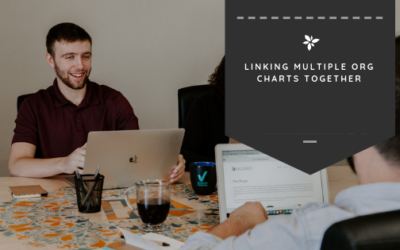 Linking Multiple Org Charts Together