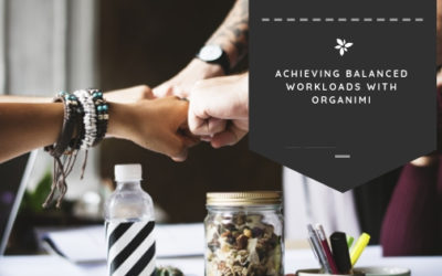 Achieving Balanced Workloads With Organimi