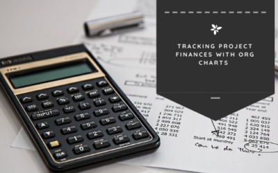 Tracking Project Finances With Org Charts