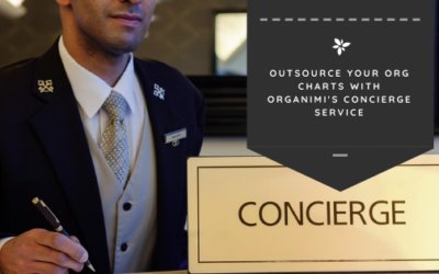 Outsource Your Org Charts With Organimi's Concierge Service
