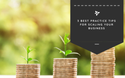 3 Best Practice Tips for Scaling Your Business