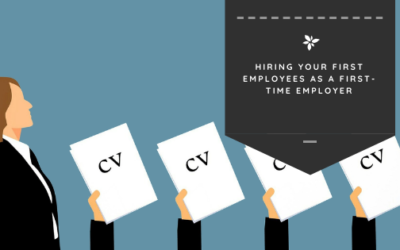 Hiring Your First Employees As A First-Time Employer