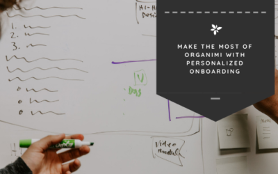 Make the Most of Organimi With Personalized Onboarding