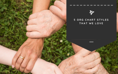 5 Org Chart Styles That We Love