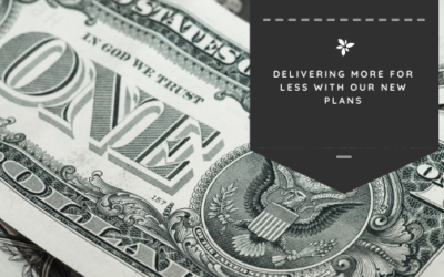 Delivering More for Less With Our New Plans
