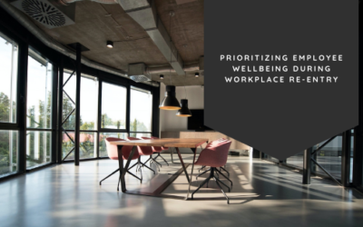 Prioritizing Employee Wellbeing During Workplace Re-Entry