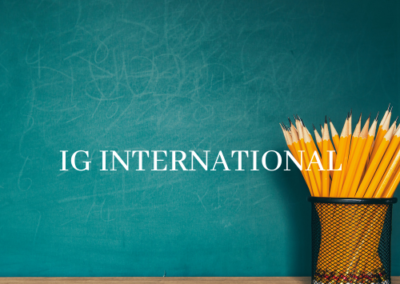 International education consultant awards top marks to Organimi org charts.